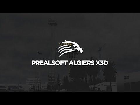 PREALSOFT ALGIERS X3D
