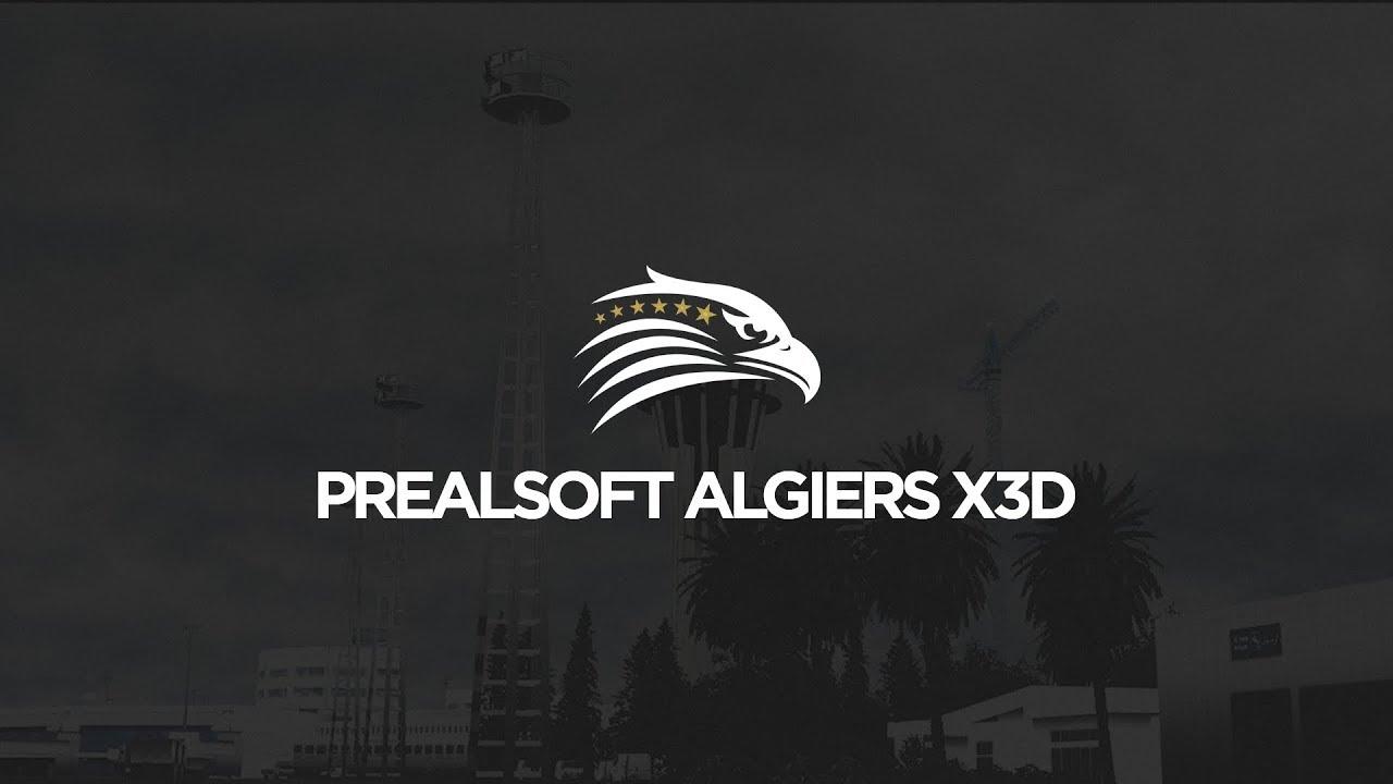 simMarket: PREALSOFT - ALGIERS AIRPORT DAAG FSX P3D