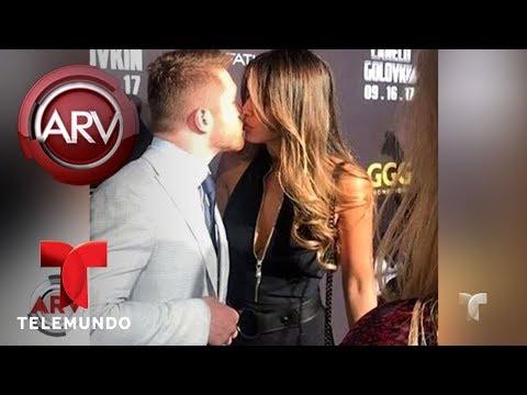 Shannon de Lima y Canelo Alvarez confirman su romance | Al Rojo Vivo | Telemundo
