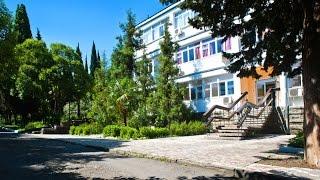 видео Санаторий «Лазаревское» в Сочи