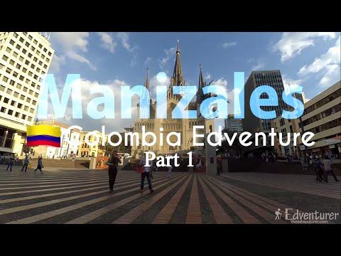 Manizales | Colombia Edventure | Part 1 VLOG