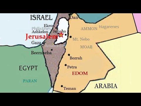 ISRAEL, EDOM AND ISLAM