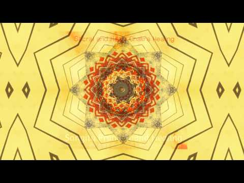 Sacral and Heart Chakra Healing (Relaxation-Clearing Emotional Blockages)