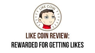 Like Coin Review: Rewarded for getting likes