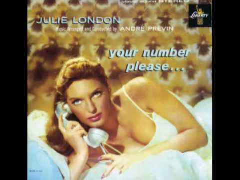 Julie London - It's a Blue World, 1959