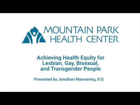 Achieving Health Equity for Lesbian, Gay, Bisexual and Transgender People Lunch & Learn
