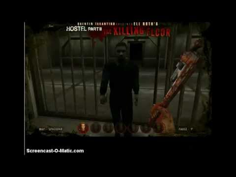 Hostel Part 2  The Killing Floor- The official Walkthrough! (HD)