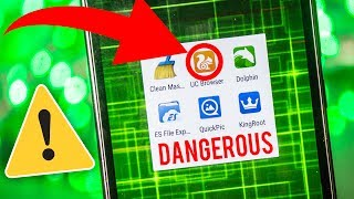 5 POPULAR APPS YOU SHOULD NEVER INSTALL ! Here