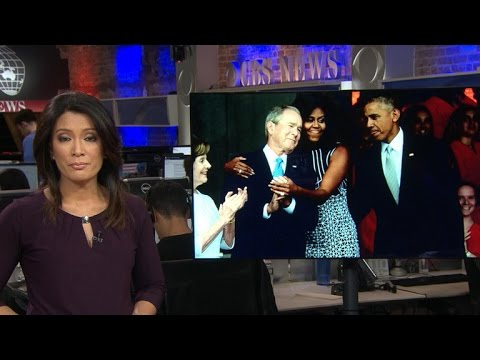 George W. Bush & Michelle Obama: An unlikely freindship Mp3