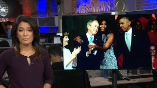 George W. Bush & Michelle Obama: An unlikely freindship