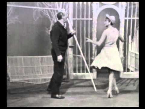 Bourvil avec Annie Cordy - Le p'tit coup de chance