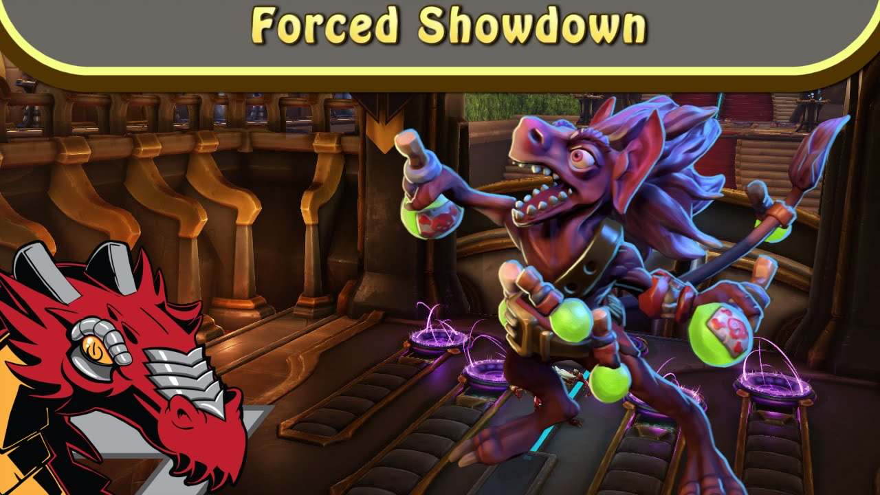 Forced Showdown Gameplay forced showdown (review): hammer time