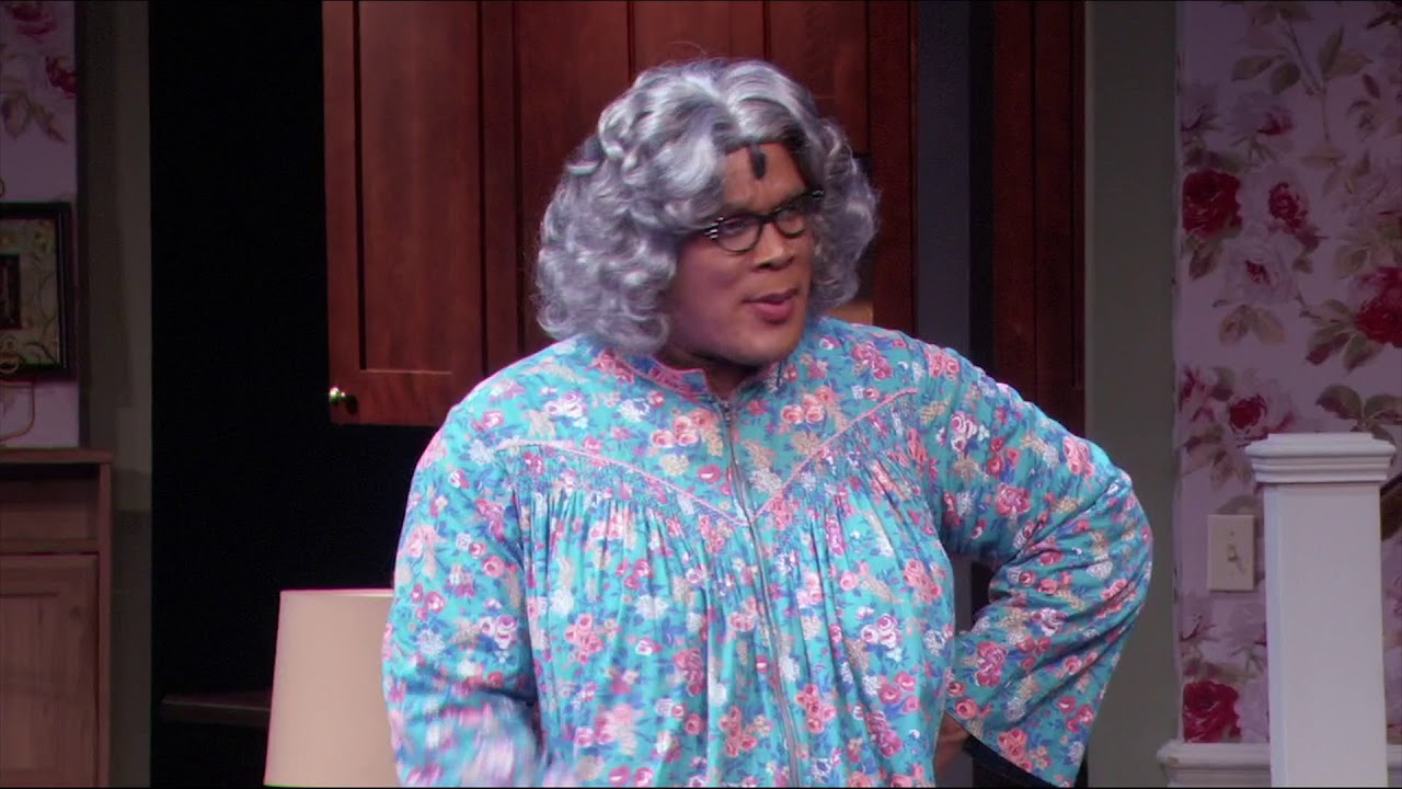 Tyler Perry Tried It, But Now Madea Is Back And Heading To Netflix [VIDEO]