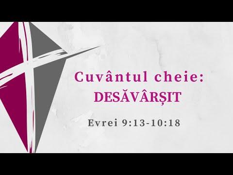 Biserica Baptistă Emanuel Timișoara - Joi 05.12.2019