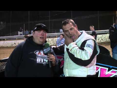 "Moler Raceway Park   5.22.15   Fan Night   ""Racin"" Dave McWilliams"