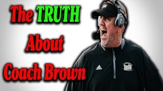 Coach Brown From Last Chance U - FORCED to RESIGN! Last Chance U News