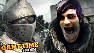 MEDIEVAL ZOMBIE SLAYERS (Gametime w/ Smosh)