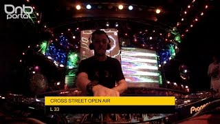L 33 - Cross Street Open Air [DnBPortal.com]