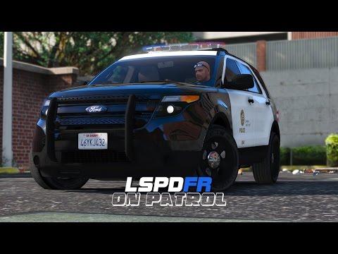 LSPDFR - Day 80 - Longest Pursuit Ever!