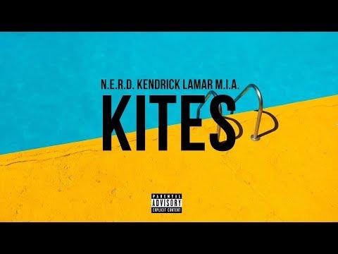 N.E.R.D. feat. Kendrick Lamar & M.I.A. - Kites [2018] Free Beat