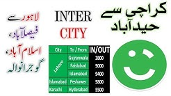 Chalo Chalo Hyderabad Chalo......| Careem InterCity in Detail
