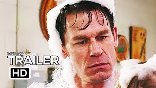 PLAYING WITH FIRE Official Trailer (2019) John Cena, Brianna Hildebrand Movie HD