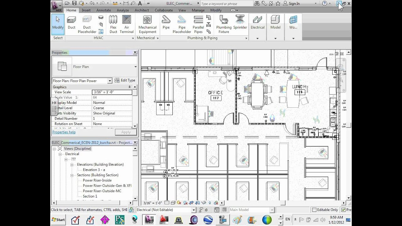Great Commercial Lighting Calculation Visual Software 01 12 12.wmv Design