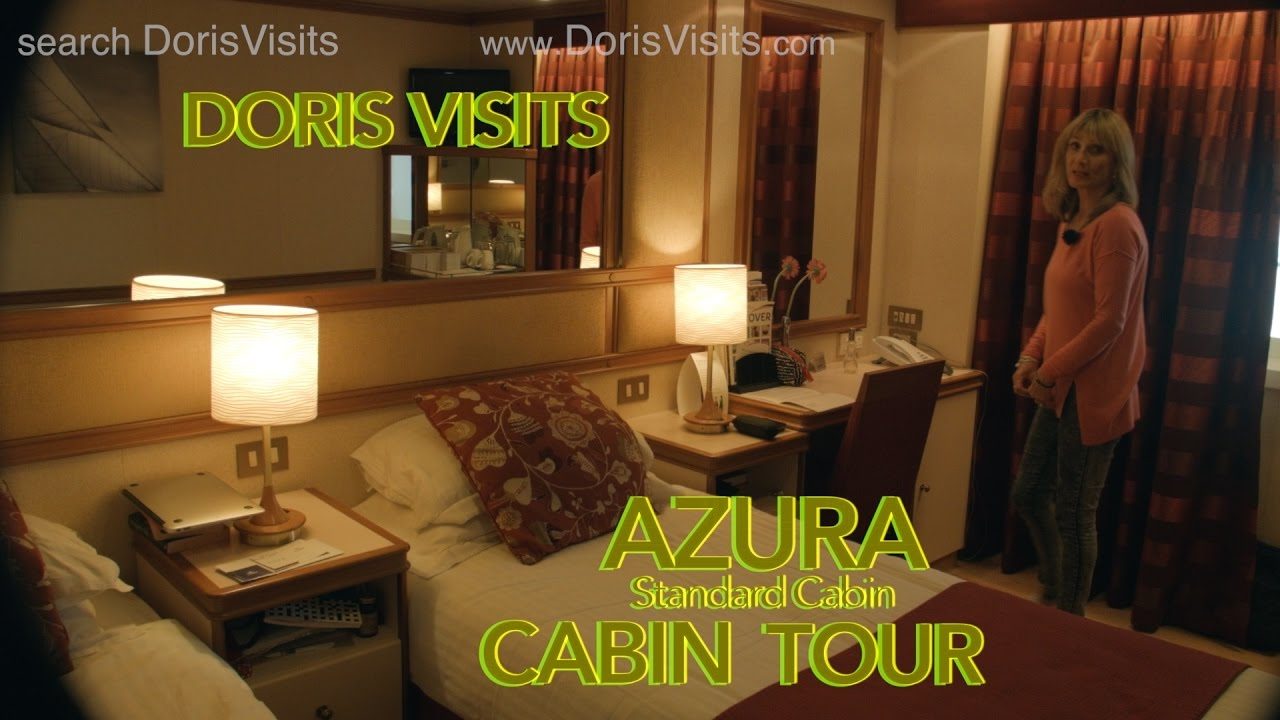Cruise ship po azura cabin tour doris visits standard cabin e cruise ship po azura cabin tour doris visits standard cabin e deck baanklon Image collections