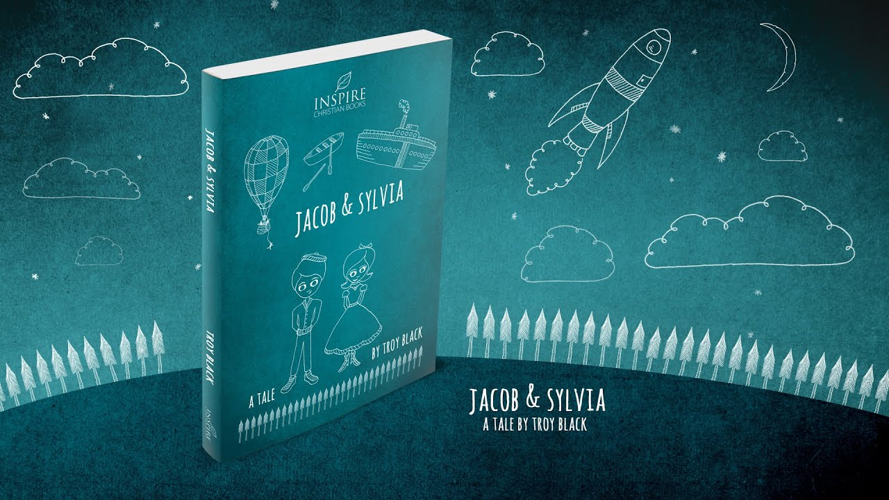 Jacob and Sylvia Trailer | Christian Adventure Fantasy Book