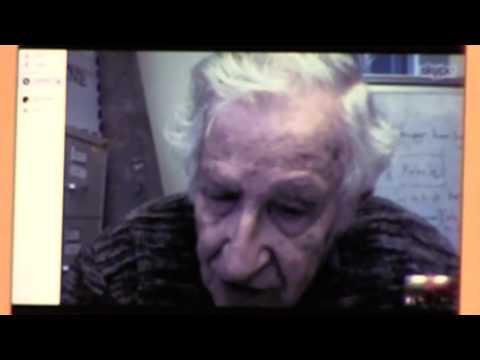 Noam Chomsky on Climate Change 2016