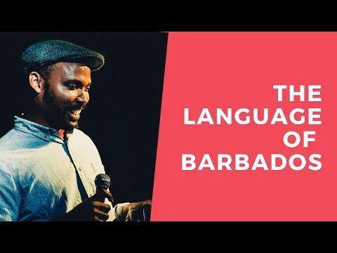 Language Of Barbados | Nico Yearwood | Bajan Comedian