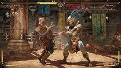 Mortal Kombat 11 - Gameplay (PS4 HD) [1080p60FPS]