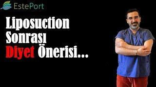 Liposuction Sonrası Diyet Önerisi