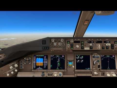PMDG 777 VATSIM Melbourne to Sydney in HD+Facecam