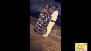 Behind The Scenes Video Of Sista Afia and Shatta Wale