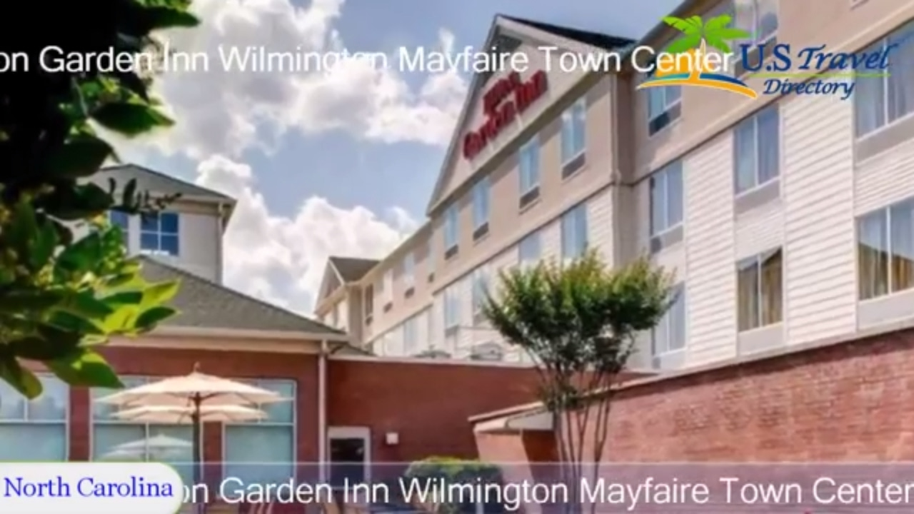 Hilton Garden Inn Wilmington Mayfaire Town Center Wrightsville Beach Hotels North Carolina