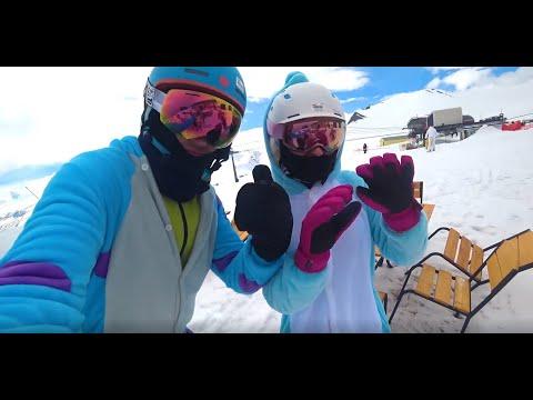 Гудаури. Почему Грузия, а не Красная Поляна в Апреле? Как кататься на лыжах выгодно?