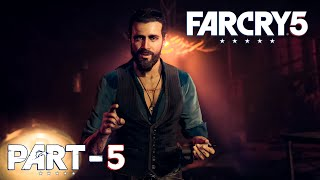 FAR CRY 5 Gameplay Part 5 Full Game 1080p 60FPS RTX2060 No Commentary