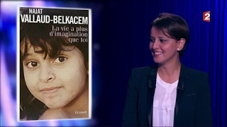 Najat Vallaud-Belkacem - On n'est pas couché 20 mai 2017 #ONPC