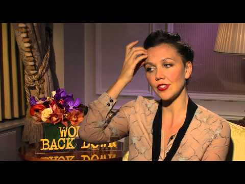 """Interview: Talking """"Won't Back Down"""" With Maggie Gyllenhaal"""