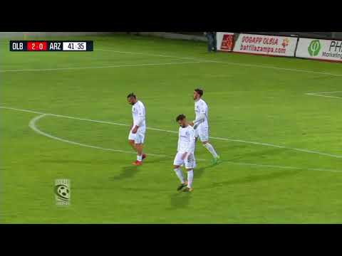 Olbia - Arzachena 2-1 (highlights)