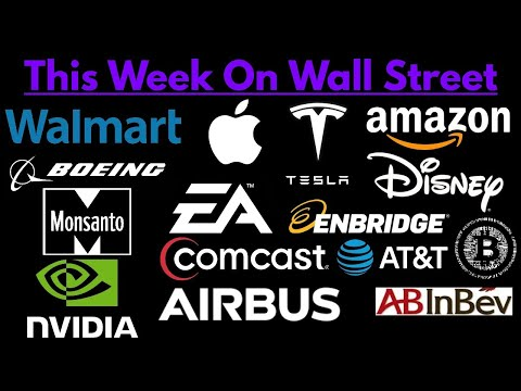 This Week On Wall Street (May 6,2018 to May 13, 2018