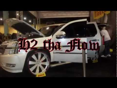 Arizona Rap Nice Rims Fast Cars New Freestyle from The Legendary H2flow h2flo