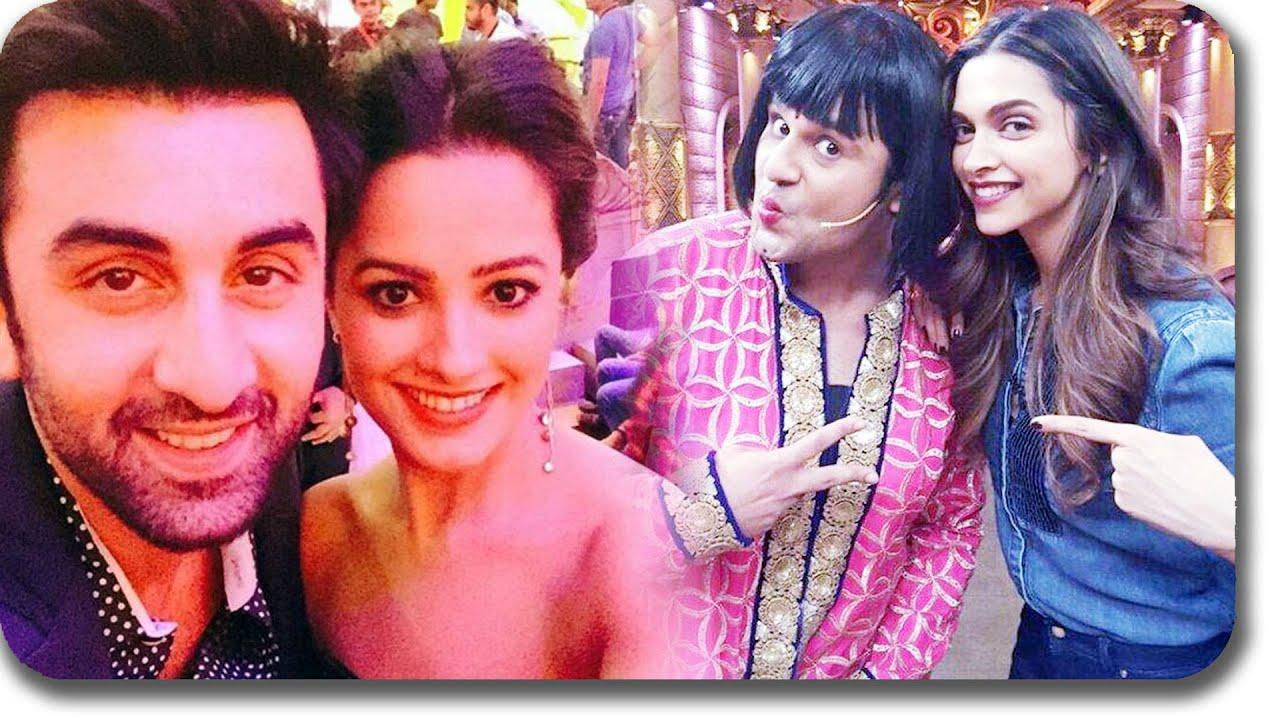 Ranbir Kapoor, Deepika Padukone In Comedy Nights With ...