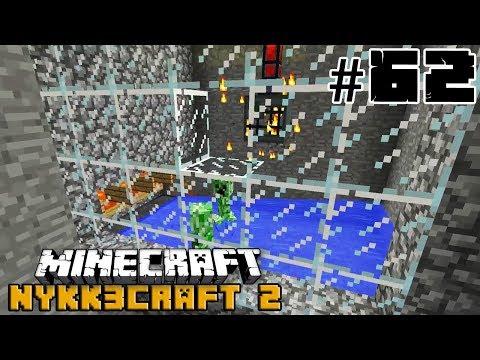 Minecraft FARM CREEPER PRONTA! #62 - ITA NYKK3CRAFT S2 MOD