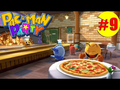 Pac-Man Party: Lotsa Spaghetti~(P9)[Gameplay/Multiplayer]