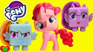 My Little Pony Pinkie Pie, Twilight Sparkle, and Rainbow Dash