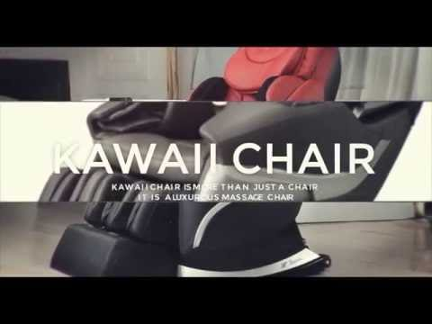 Kawaii Massage Chair Vinyl Rail Youtube
