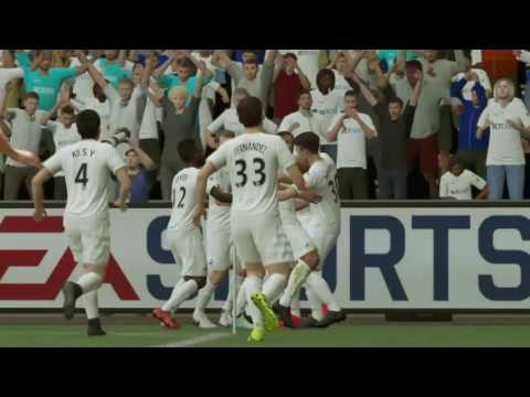 Fifa 17 The Journey with Swansea City Pt 3