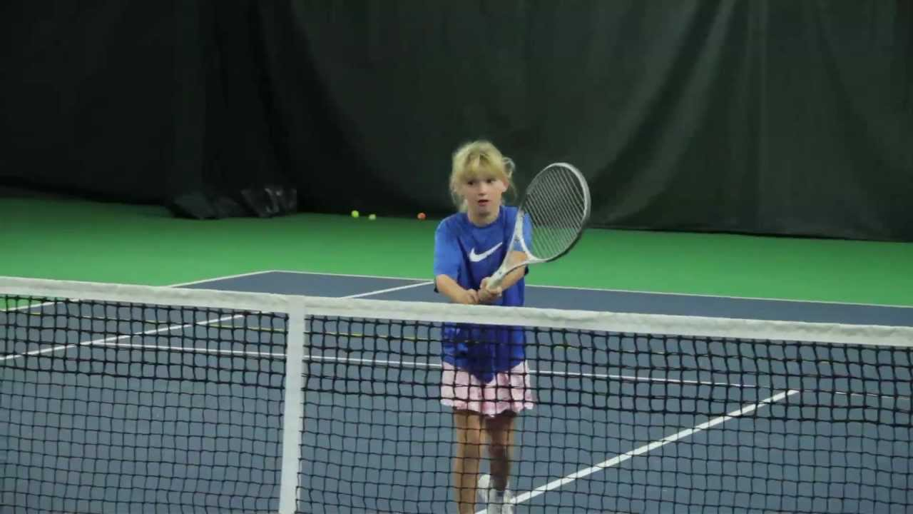 The basics of the backhand loop